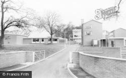 Cefn Glas, The School c.1960