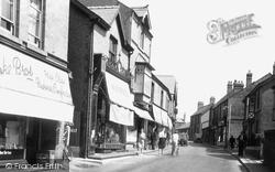 Cefn Mawr, Crane Street c.1952