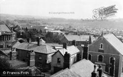 Cefn Mawr, General View c.1955
