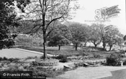 Cefn Mawr, Plas Kynaston c.1955