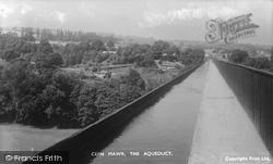 Cefn Mawr, The Aqueduct c.1952