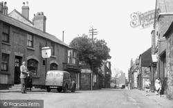 Cefn Mawr, Well Street c.1955
