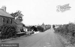 Cefneithen, Bryn Road  1937