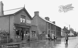 Cefneithen, Post Office 1937