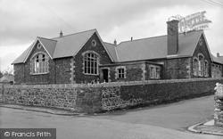 Cefneithen, The  Council School 1937