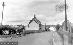 Cefneithen, Village Street 1937