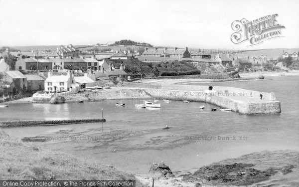 Photo of Cemaes Bay, c.1936