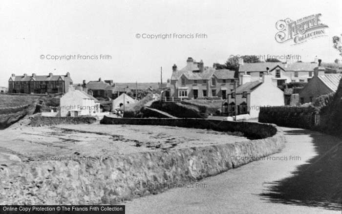 Photo of Cemaes Bay, c.1955