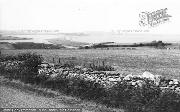 Photo of Cemaes Bay, c.1965