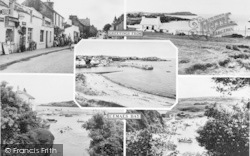 Cemaes Bay, Composite c.1960