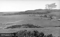 From Park Lodge c.1935, Cemaes Bay