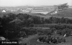 From The Gardens, Gadlys Hotel c.1936, Cemaes Bay