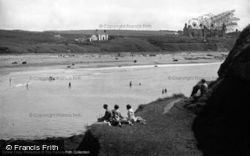 From The Headland 1936, Cemaes Bay