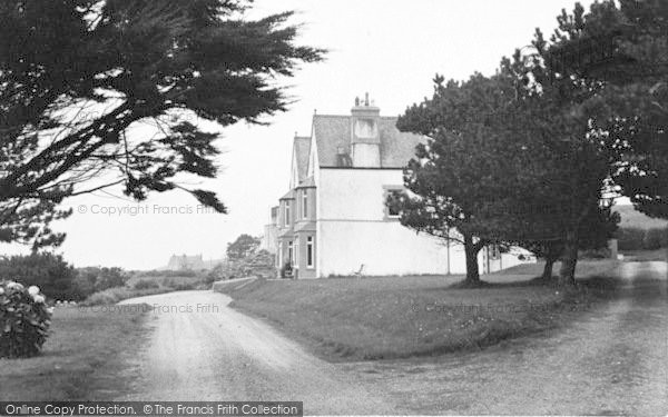 Photo of Cemaes Bay, Gadlys Hotel c.1936