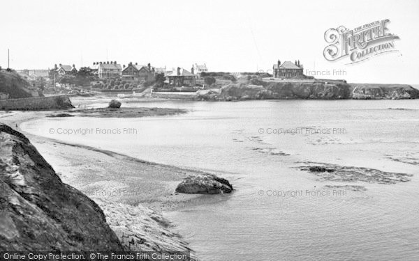 Photo of Cemaes Bay, General View c.1955