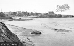 Cemaes Bay, General View c.1955