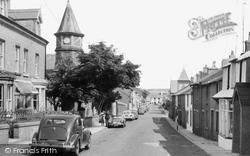 Cemaes Bay, High Street c.1965