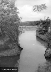 Paradise Creek c.1935, Cemaes Bay