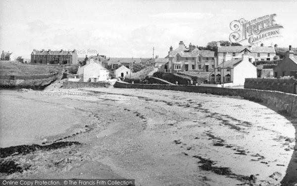 Photo of Cemaes Bay, Penrhyn Beach c.1955