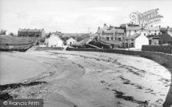 Cemaes Bay, Penrhyn Beach c.1955