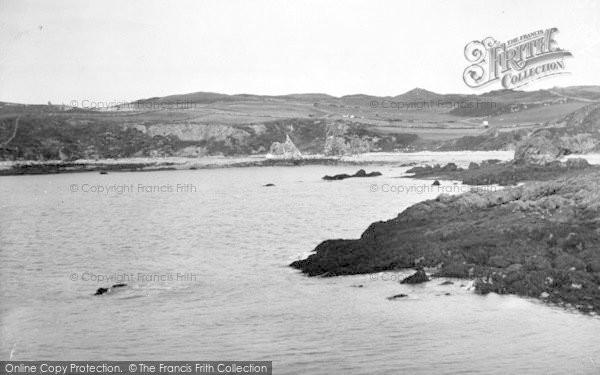 Photo of Cemaes Bay, Port Patrick Bay 1936