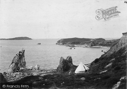 Cemaes Bay, Port Patrick c.1900