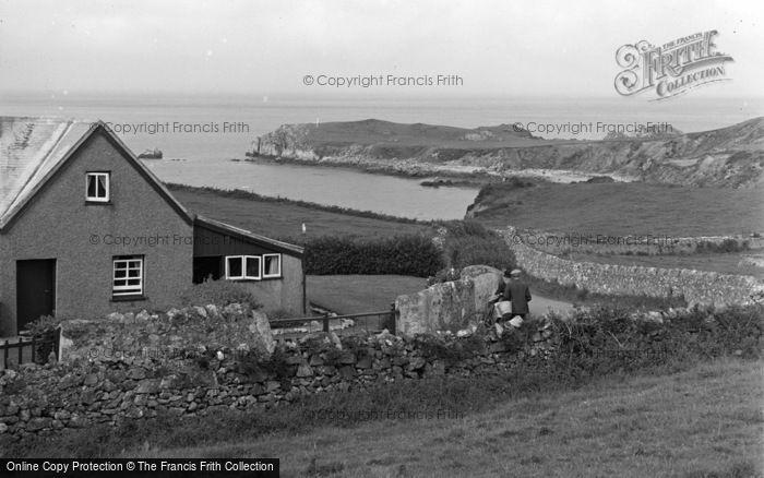 Photo of Cemaes Bay, St Patrick's Bay c.1936