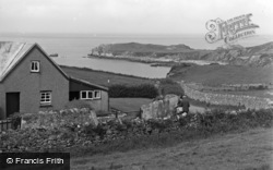 Cemaes Bay, St Patrick's Bay c.1936