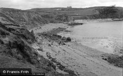 St Patrick's Bay c.1936, Cemaes Bay