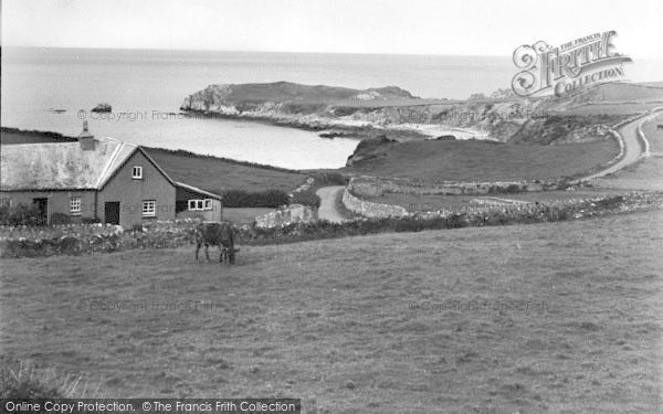 Photo of Cemaes Bay, St Patrick's Bay c.1936