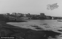 Cemaes Bay, The Bay c.1936