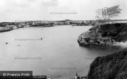 The Bay c.1965, Cemaes Bay