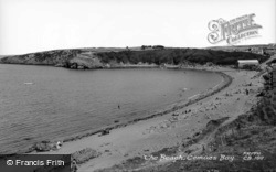 The Beach c.1960, Cemaes Bay
