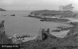 The Beach, St Patrick's Bay c.1936, Cemaes Bay