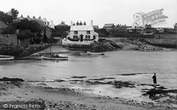 Cemaes Bay, The Harbour 1936