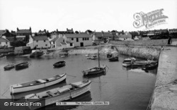 The Harbour c.1965, Cemaes Bay