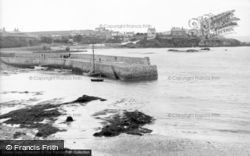 The Harbour Entrance 1936, Cemaes Bay
