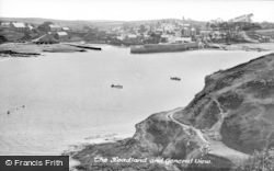 Cemaes Bay, The Headland And General View 1936