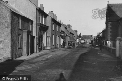 Cemaes Bay, The Main Street 1936
