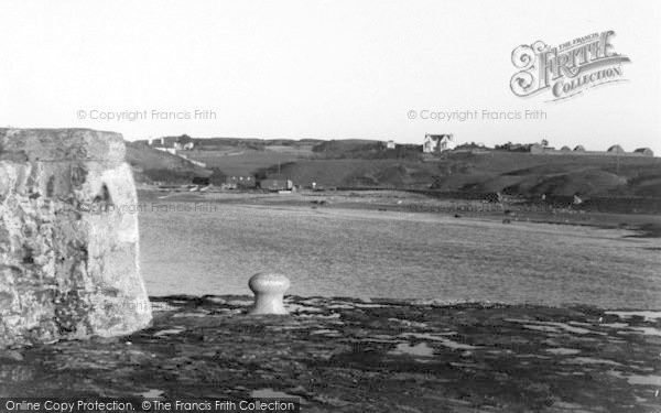 Photo of Cemaes Bay, View From The Breakwater c.1936