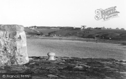Cemaes Bay, View From The Breakwater c.1936