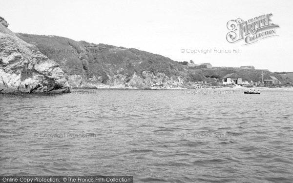 Photo of Cemaes Bay, View From The Sea c.1955