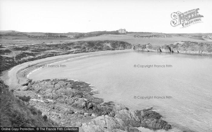 Photo of Cemaes Bay, Wylfa Bay c.1935