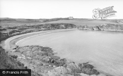 Cemaes Bay, Wylfa Bay c.1935