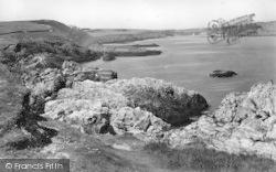 Cemaes Bay, Wylfa Bay c.1936