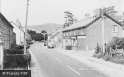 Cemmaes, Main Road c.1960