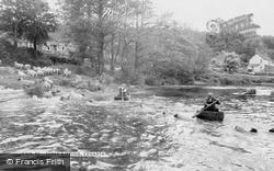 Cenarth, Sheep Dipping c.1960