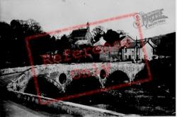 The Bridge c.1955, Cenarth