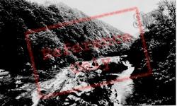 The Falls c.1960, Cenarth