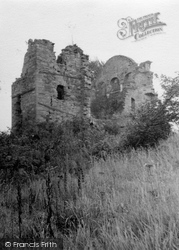 Ceres, Craighall Castle 1953